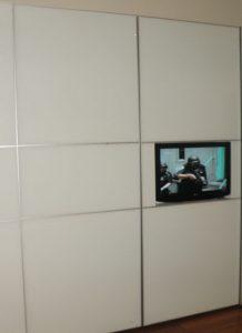 ארון טלוויזיה קוביות